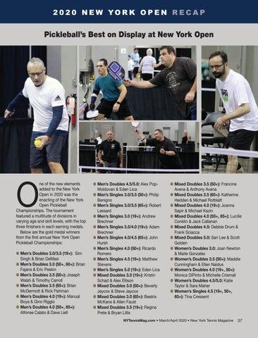 Page 39 of 2020 New York Open Recap