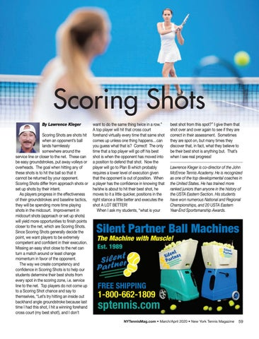 Page 61 of Scoring Shots By Lawrence Kleger