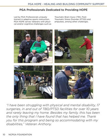 Page 10 of PGA HOPE Instructor