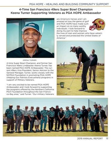 Page 13 of 13 PGA HOPE Ambassadors