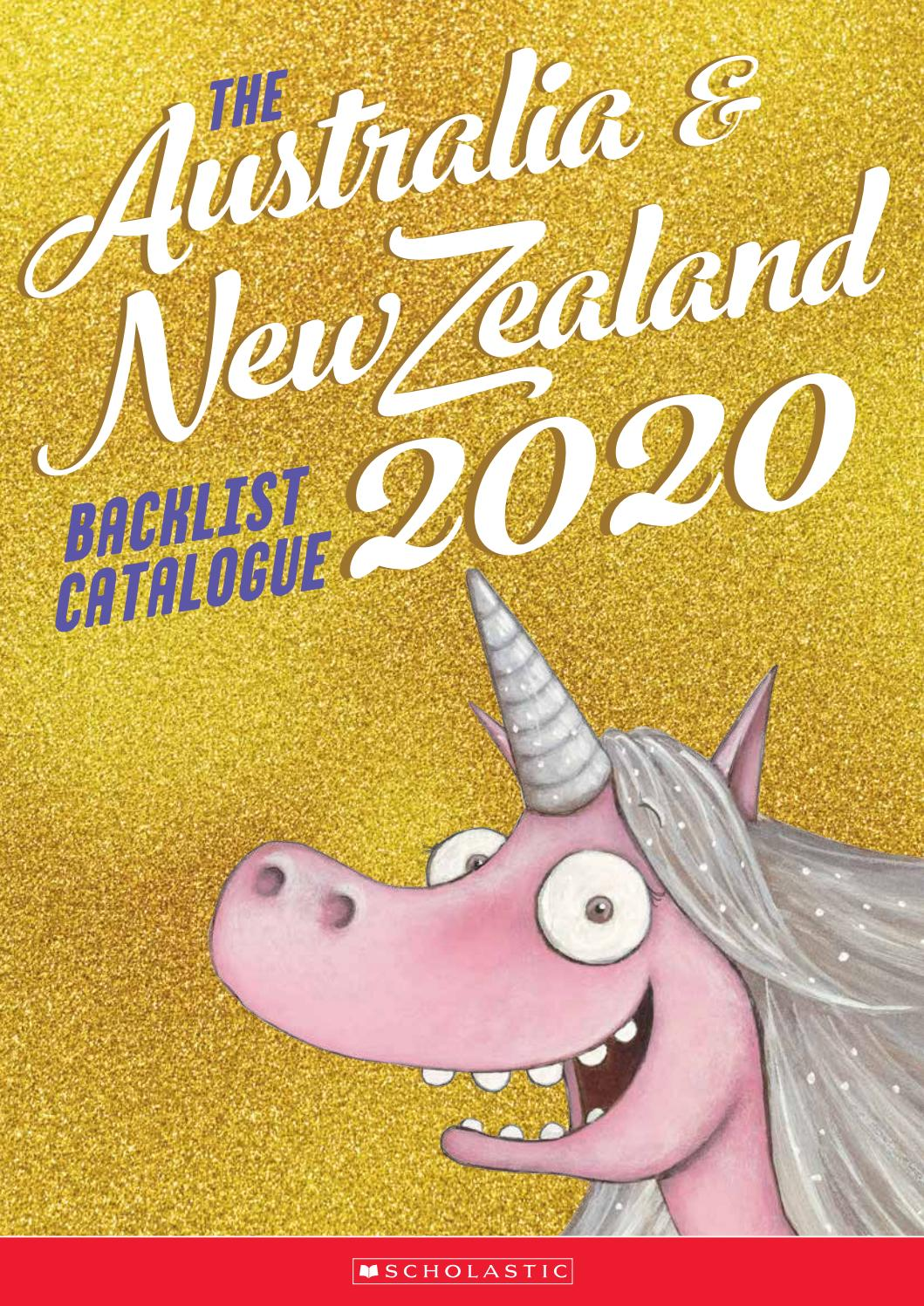 2020 Scholastic Backlist Catalogue Revised 2 0 By Scholastic Australia Issuu