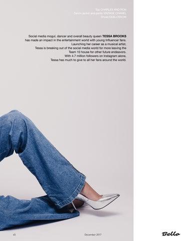 Page 45 of SPOTLIGHT - Tessa Brooks