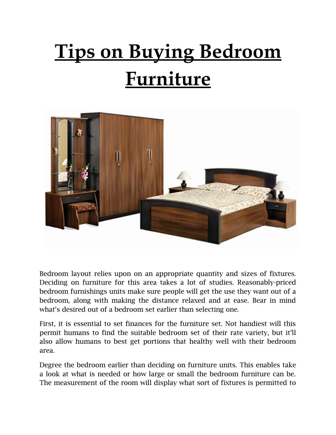 Buy Modern Furniture For Bedroom Online By Loisperry30 Issuu