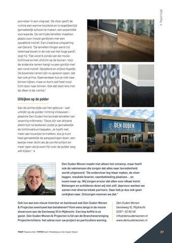 Page 27 of belegging Geen project te gek voor Den Ouden