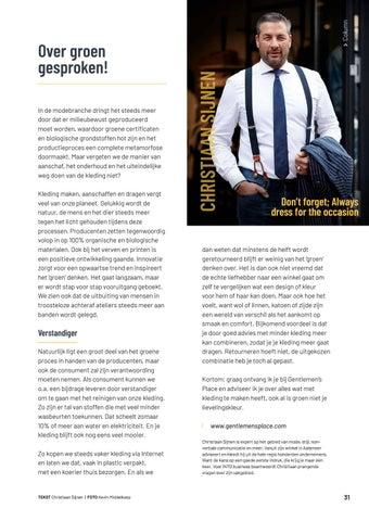 Page 31 of Christiaan Sij nen van Gentlemen's Place