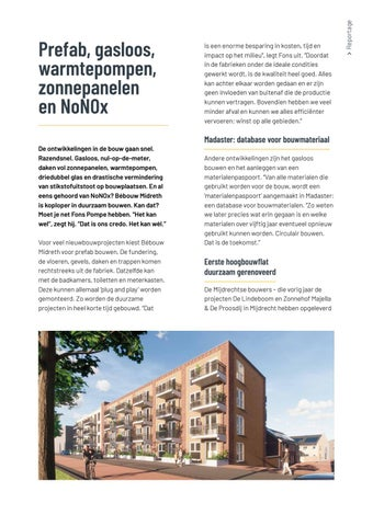 Page 43 of van Rij n Duurzaamheids-DNA zit bij Bébouw Midreth