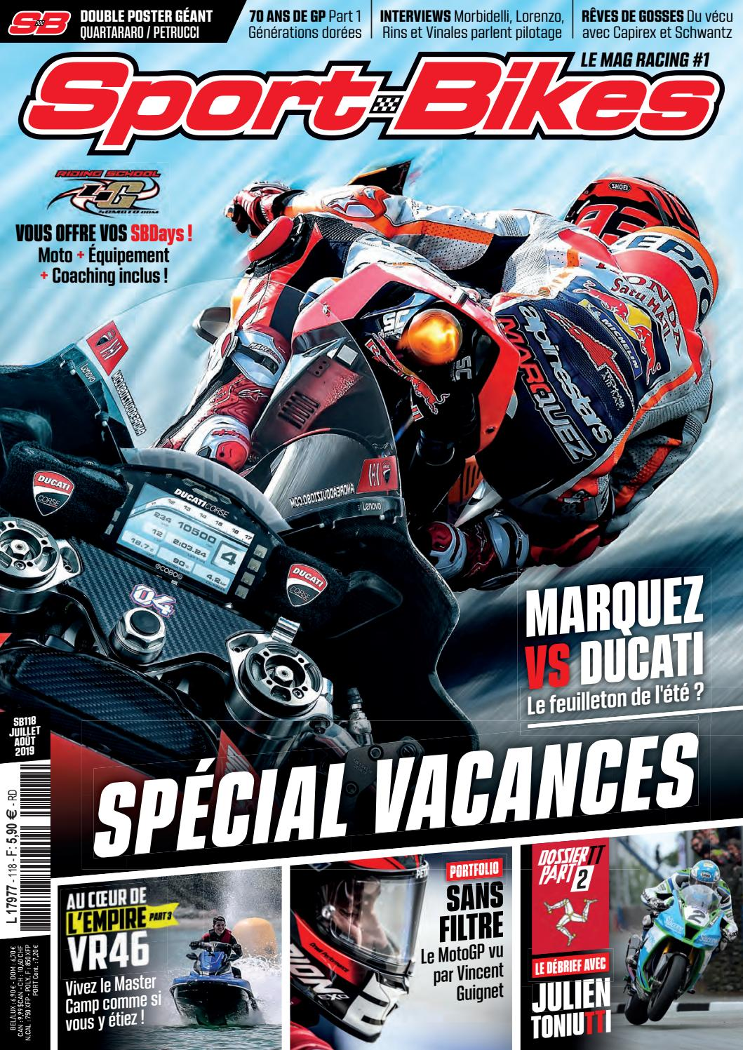Ducati Corse T-Shirt Biker Moto Rider Divers Tailles et Couleurs Version texte