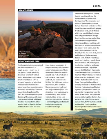 Page 25 of GEMS OF THE EASTERN CAPE