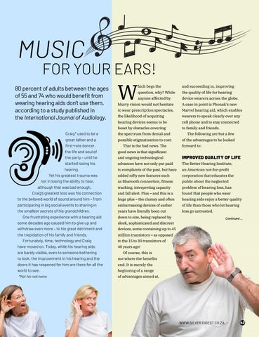Page 43 of MUSIC FOR YOUR EARS!