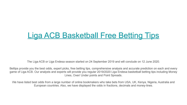 Basketball betting tips european nubit mining bitcoins