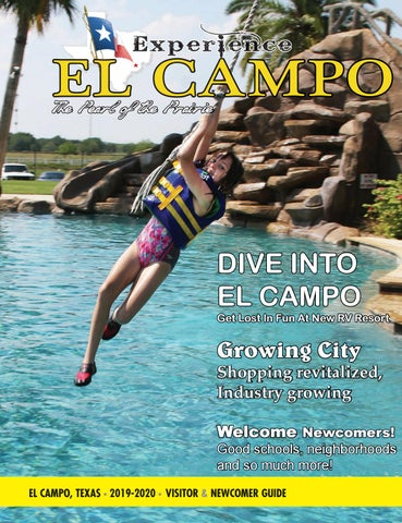 Halloween Carnivals 2020 Near 77435 Experience El Campo by Fox Print and Publishing   issuu