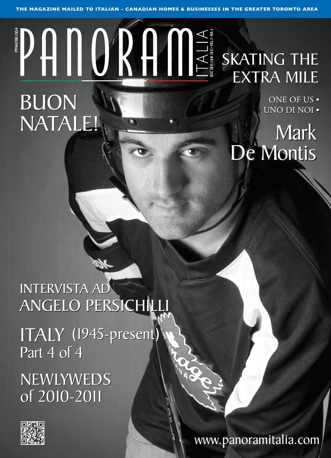 Decorazioni Natalizie Low Cost toronto vol.1 no.4 by panoram italia magazine - issuu