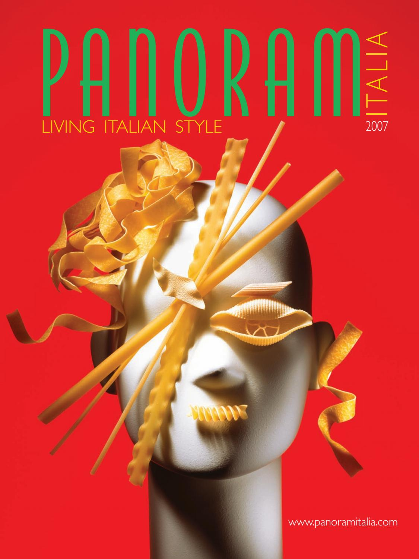 Lavorano Spesso Alle Finestre panoram italia luxury edition 2007 by panoram italia