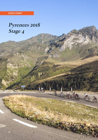 Page 14 of Throwback:Pyrenees 2018 Stage 4