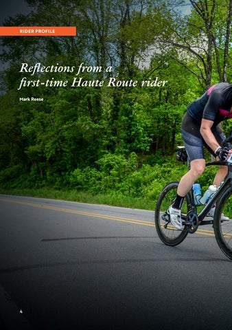 Page 4 of Reflections from a first-time Haute Route rider