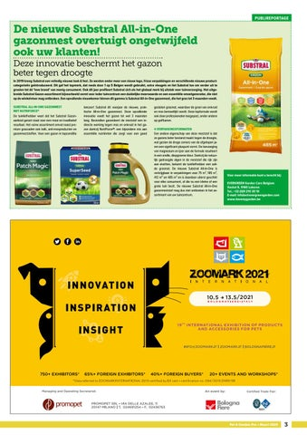 Page 3 of Publireportage Evergreen Garden Care