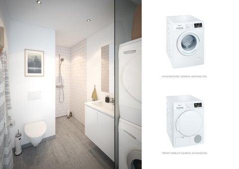 Page 48 of Badeværelse og hvidevarer