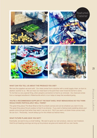 Page 21 of Q&A with Grate Catering Events