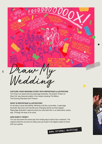 Page 6 of Draw My Wedding