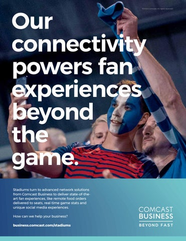 Page 20 of BACK ON TOP RECORD WI-FI AT SUPER BOWL FUELED BY HUGE INCREASE IN BANDWITH PER USER