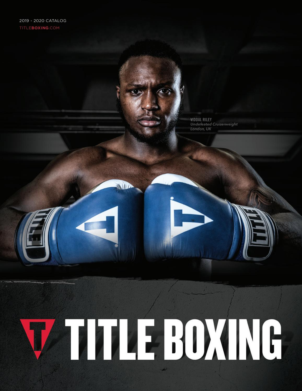 "Title Boxing 9/"" Double End Bag Package"