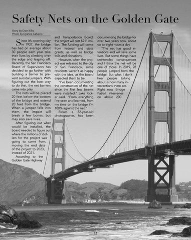 Page 32 of Safety Nets on the Golden Gate
