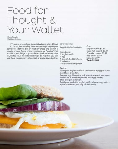 Page 34 of Food for Thought & Your Wallet