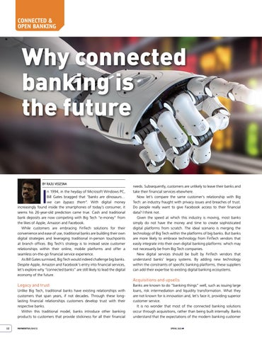 Page 10 of Why connected banking is the future
