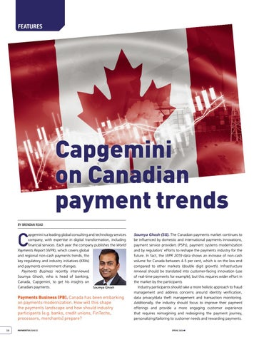 Page 16 of Capgemini on Canadian payments trends