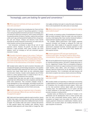 Page 17 of Capgemini on Canadian payments trends