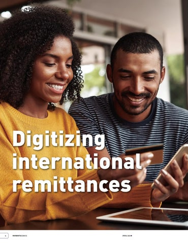 Page 4 of Digitizing international remittances