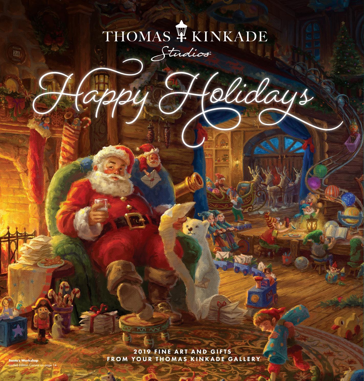 Espresso Frame Thomas Kinkade Beauty and the Beast 11 x 14 Home Collection