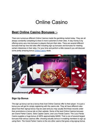 Online Casino By Sushil Kumar Issuu