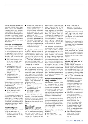 Page 27 of Dewormer resistance in sheep