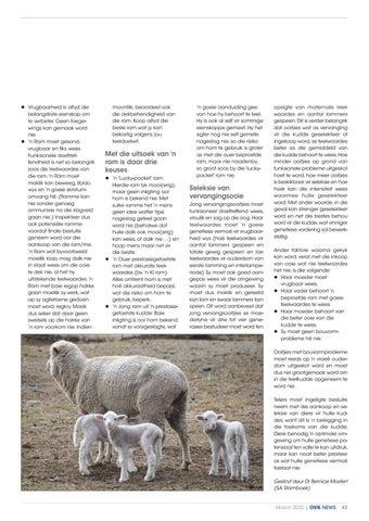 Page 45 of Seleksie en telingsbesluite in kleinveekuddes