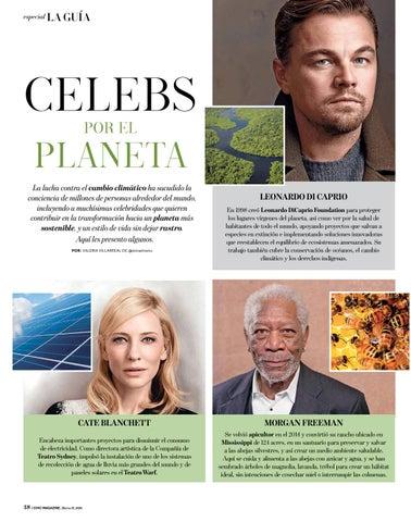 Page 38 of Celebs por el planeta