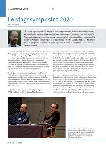 Page 26 of Lørdagssymposiet 2020