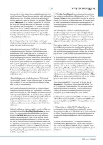 Page 39 of Midt-norsk gastroenterologisk forening 40 år