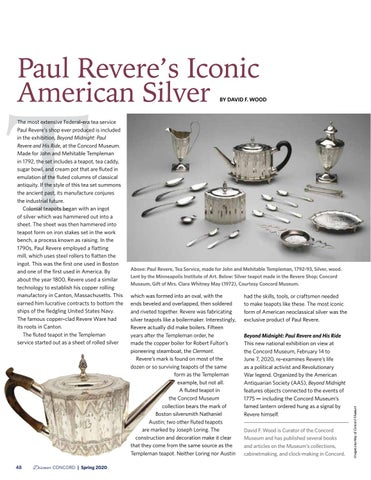 Page 50 of Paul Revere's Iconic American Silver