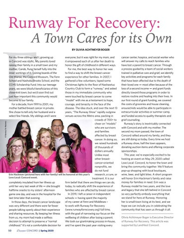 Page 52 of Runway For Recovery: A Town Cares for Its Own