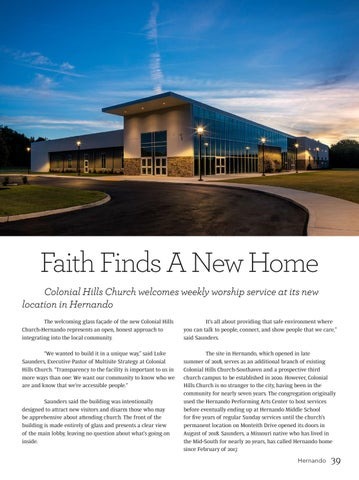 Page 37 of Colonial Hills Church