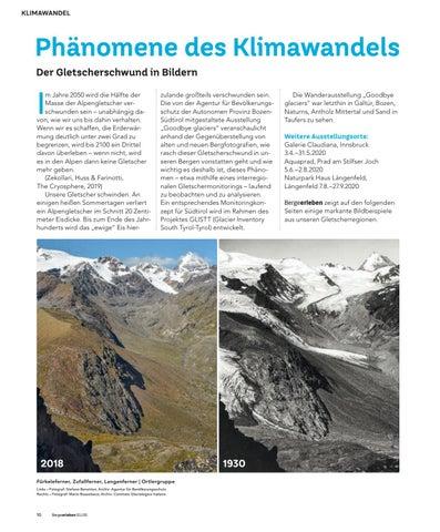 Page 10 of Der Gletscherschwund in Bildern