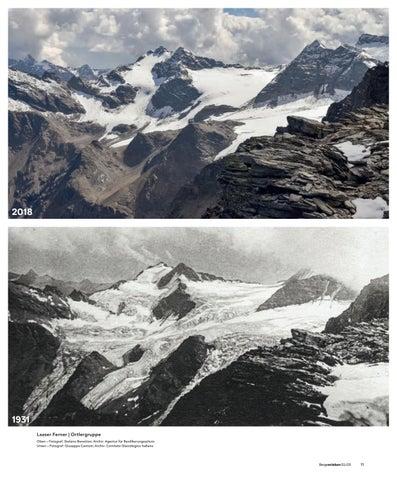 Page 11 of Der Gletscherschwund in Bildern