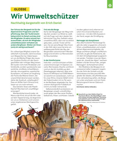 Page 19 of Glosse: Wir Umweltschützer
