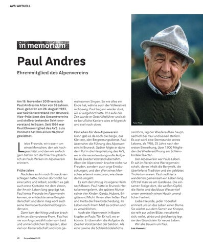 Page 40 of In memoriam: Paul Andres