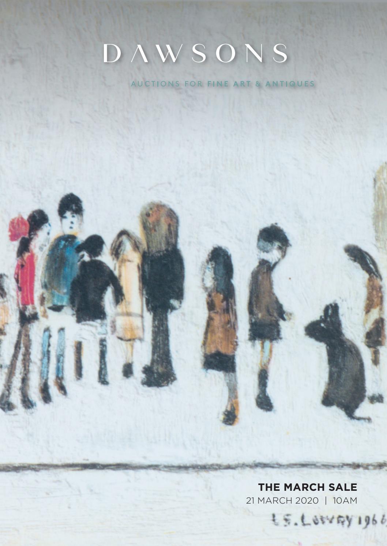 Dawsons The March Sale By Dawsons Auctioneers Issuu