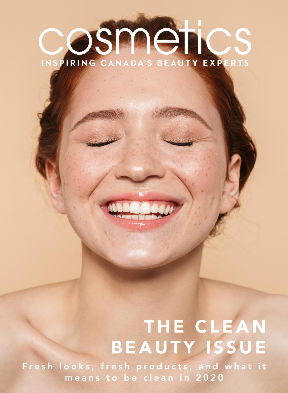 Cosmetics Magazine The Clean Beauty