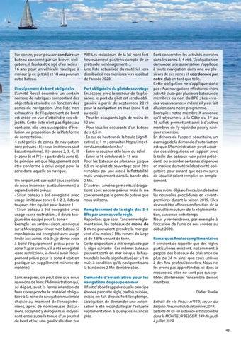 Page 43 of La nouvelle réglementation sur la