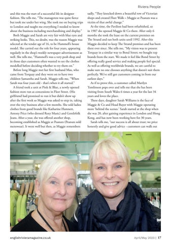 Page 17 of Bringing Bond Street to the Bay