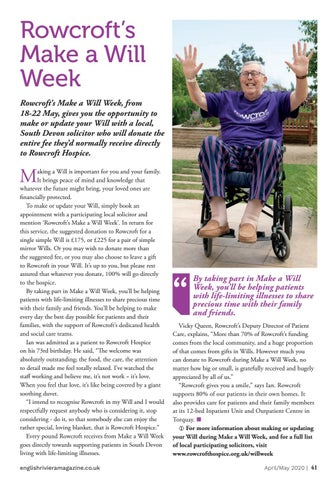 Page 41 of Make A Will Week
